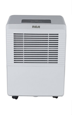 Quiet Dehumidifier - RCA RDH705