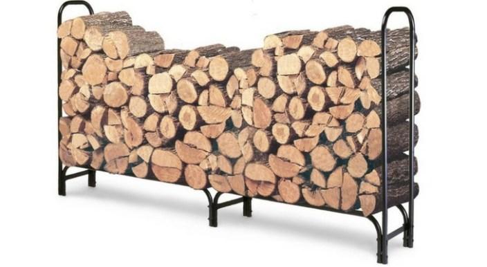 Firewood Log Rack