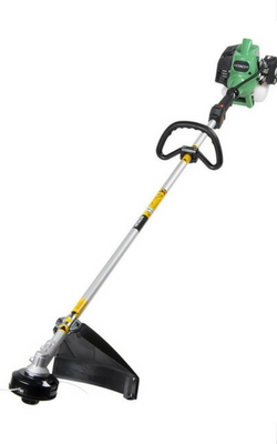 Hitachi CG22EAP2SL 21.1cc 2-Cycle Gas Powered Solid Steel Drive Shaft String Trimmer Brush Cutter