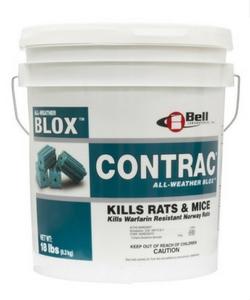 Best Mouse Poison - Contrac Blox Rodenticide
