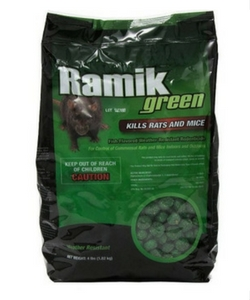 NEOGEN Rodenticide Ramik Green Mouse and Rat Nuggets