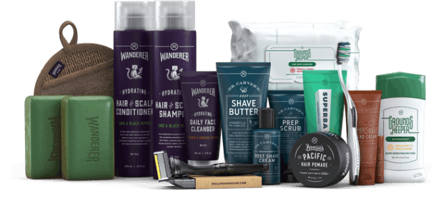 Wanderer hygiene products