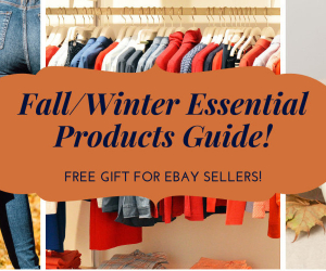 Fall And Winter Essential Products Guide