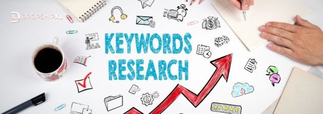 research commercial intent keywords, customer with the intent to buy specific products online