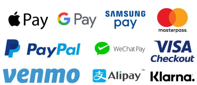 Figure 9 Alipay v.s. Paypal and WeChat Pay