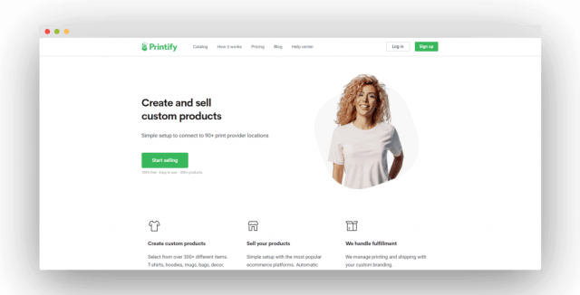 Figure 11 Best Dropshipping Suppliers Printify