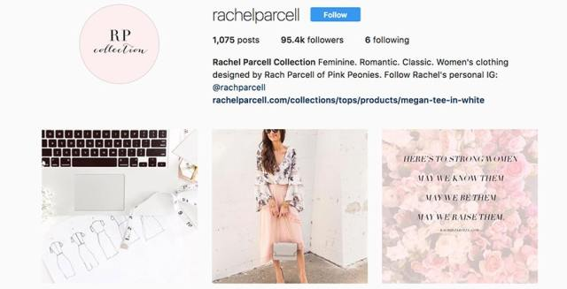 Rachel Parcell - Build a personal brand