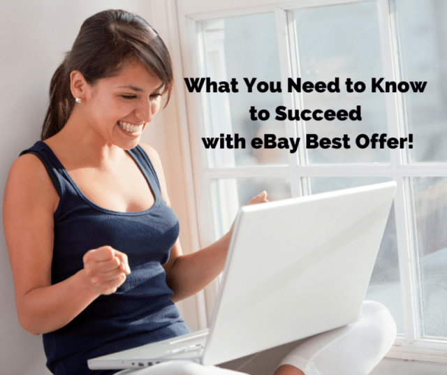 Sales Success with eBay Best Offer!