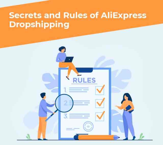 Secrets and concepts of aliexpress dropshipping min