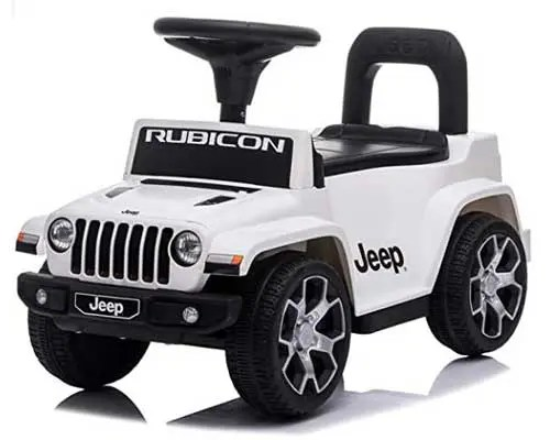 Best Ride on Jeep Rubicon Push Car