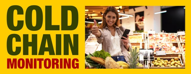 Cold Chain Monitoring For Fresh Produce Logistics
