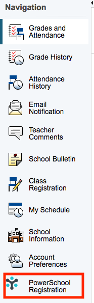 How Do I Create A Powerschool Parent Portal Account For Parents