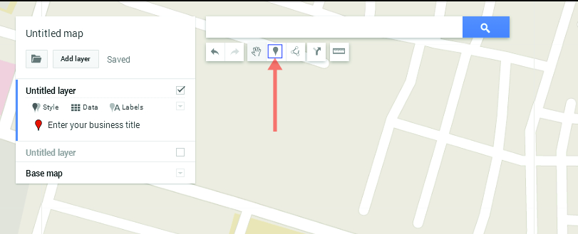 How to Create Google Maps step 3