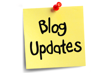 Blogging Tips and Update Blog