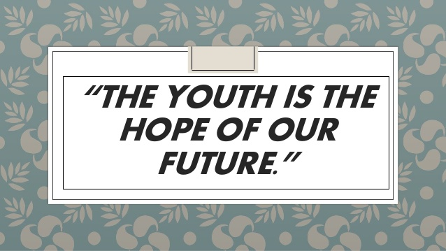 essay about the role of the youth in nation building Youths play no role in nation building they just watch tv, play videogames, do tricks on bikes/skateboards or loiter at malls none of it has no impact on the nation.