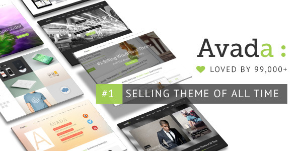 Avada WordPress responsive theme