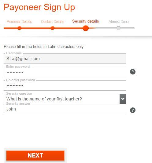How to Get Payoneer MasterCard