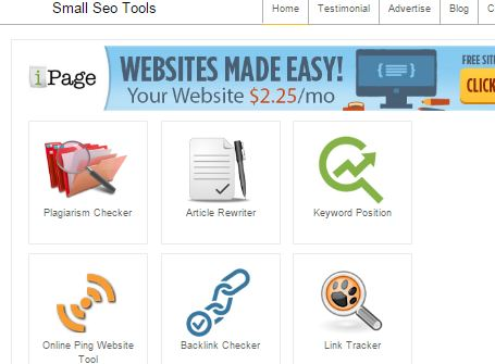 Seo Checker Tools