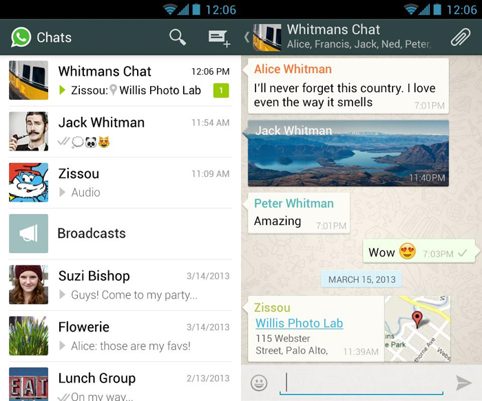 Top 10 Most Downloaded Android Applications WhatsApp
