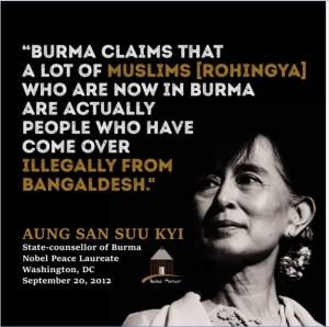 ROHINGYAS under genocidal attack by Buddha's Islam-phobic followers
