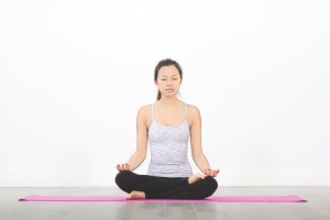 Five best warm-up positions of yoga