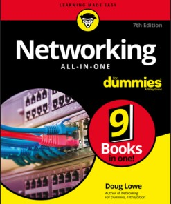Networking All-in-One For Dummies-7th Edition