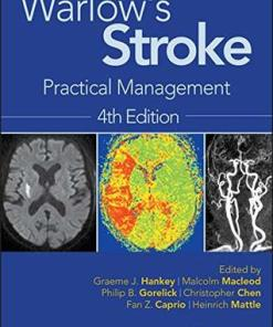 Warlow's Stroke: Practical Management-4th Edition