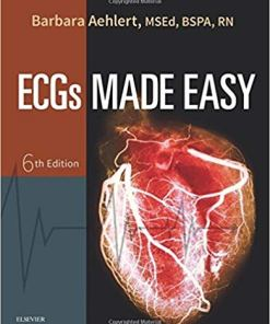 ECGs Made Easy-6th Edition
