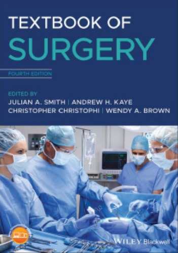 Textbook of Surgery: Fourth Edition
