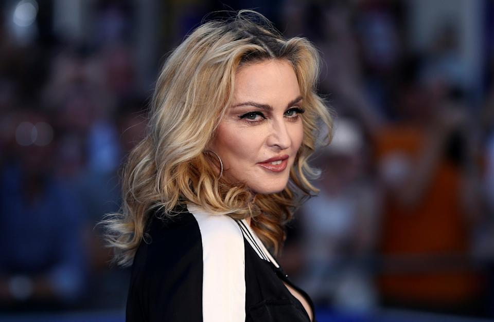 """Angel"" Song Lyrics by ""Madonna"""