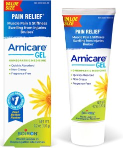 Boiron Arnicare Gel 4.2 Ounce (Pack of 1) Topical Pain Relief Gel