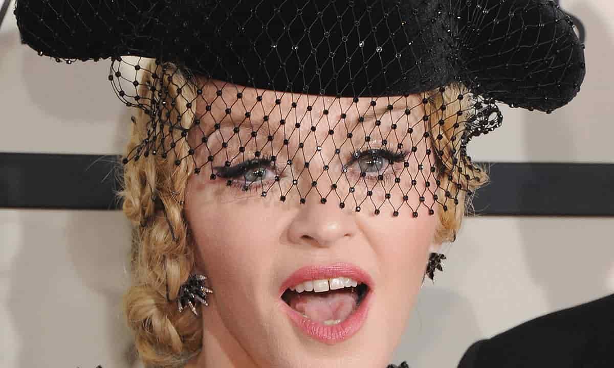"""Dark Ballet"" Song Lyrics by ""Madonna"""