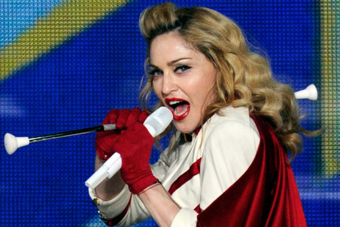 """Gone"" Song Lyrics by ""Madonna"""