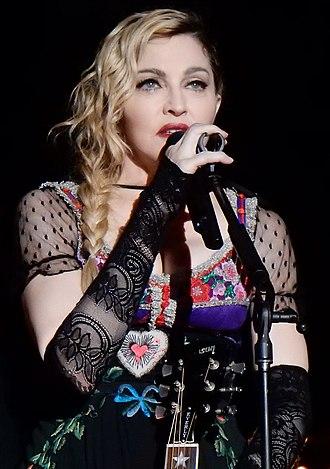"""Sky Fits Heaven"" Song Lyrics by ""Madonna"""