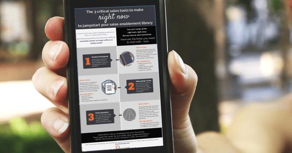 Sales Enablement Content Quickstart – part 1