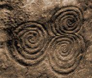 Newgrange Spirals