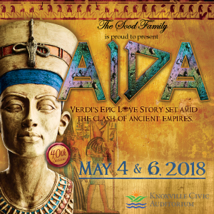 Knoxville Opera: Verdi's Aida Final Dress Rehearsal