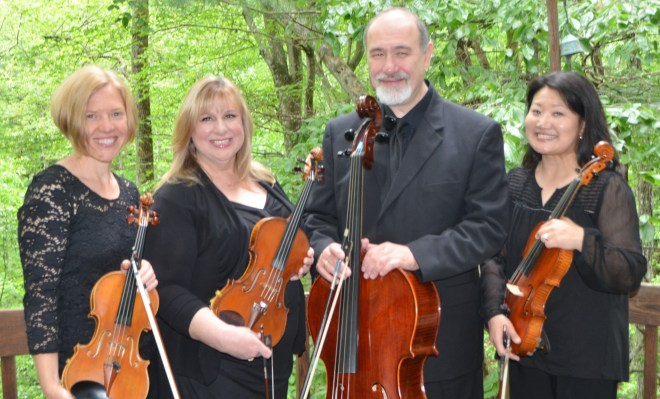 Oak Ridge Civic Music Association: Oak Ridge String Quartet