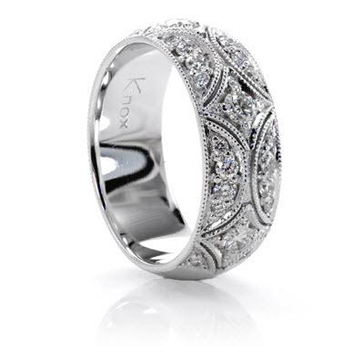 Unique Wedding Bands Unique Wedding Rings