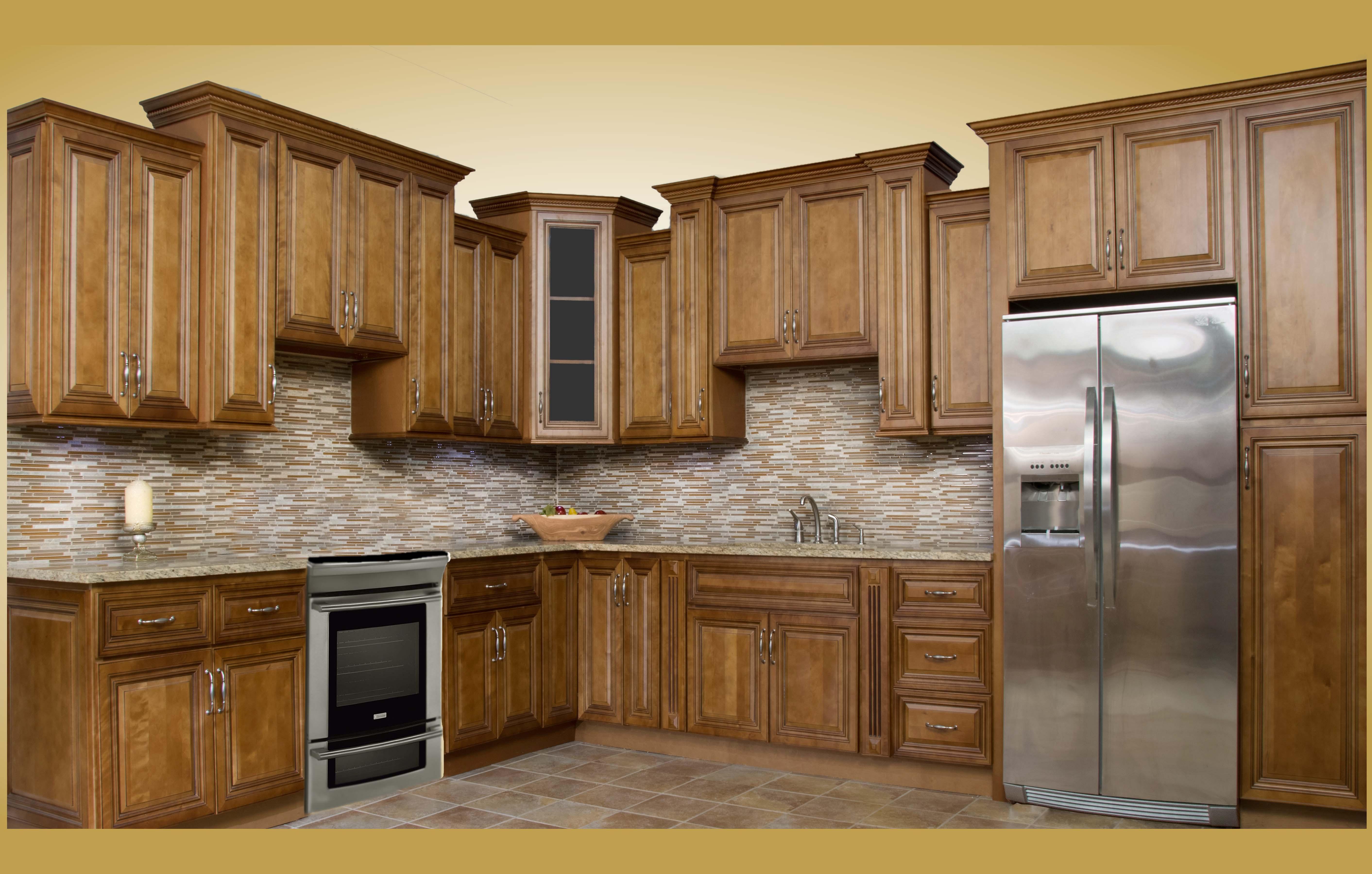 glazed kitchen cabinets bar counter maple  wow blog