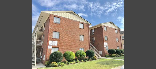 16th Place Apartments Knoxville Tn