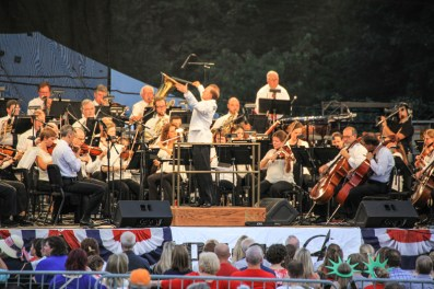 KSO at Festival on the 4th