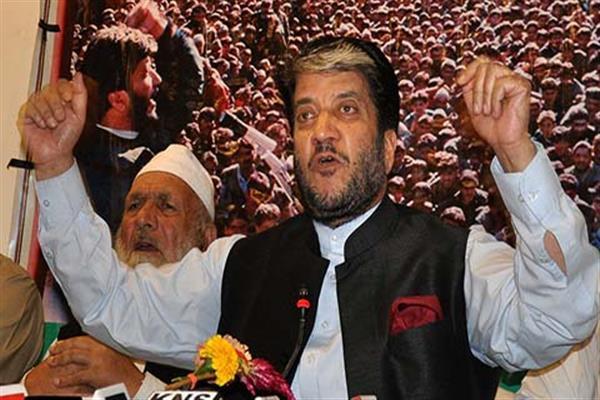 Image result for Shabbir Shah Remembers Mirwaiz Yousuf, Mattoo