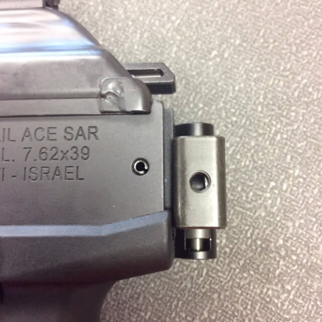 Galil ACE Stock Adapter
