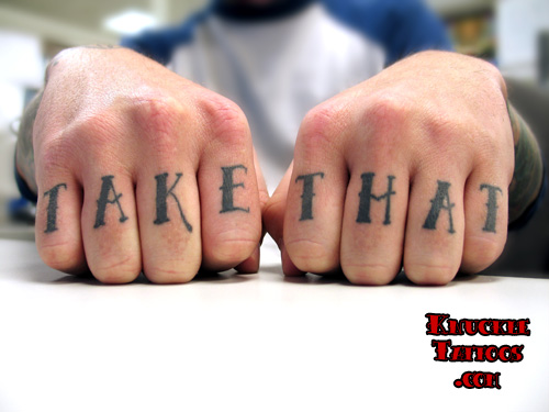 TAKE THAT