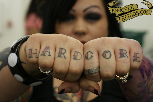 Megan - HARD CORE