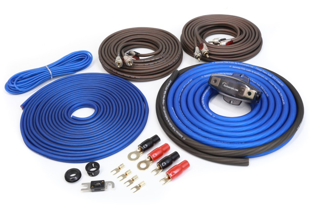 medium resolution of knukonceptz true 4 gauge 4 channel kolossus ofc amp installation amp wiring kit amp wiring kit images
