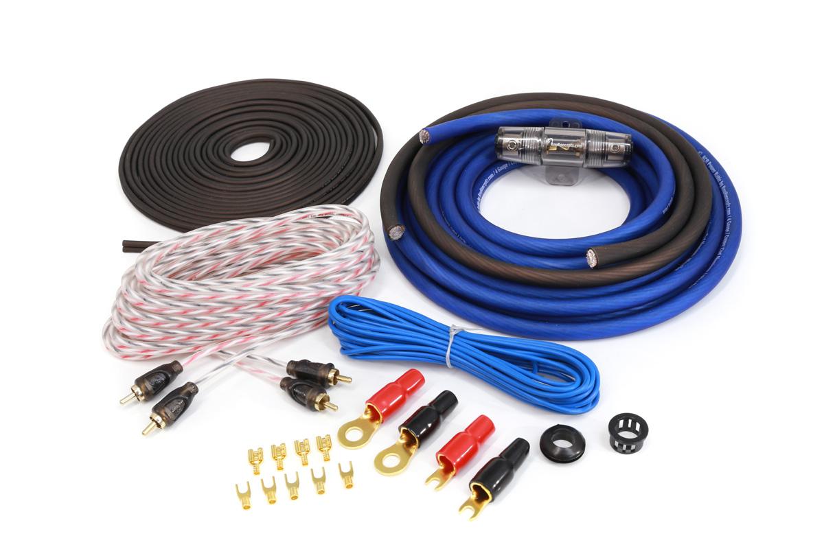 hight resolution of kca complete 4 gauge amplifier installation kit