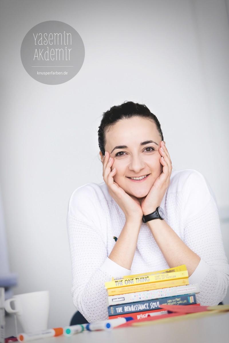 Konzeptionelle Businessfotografie fr Frauen