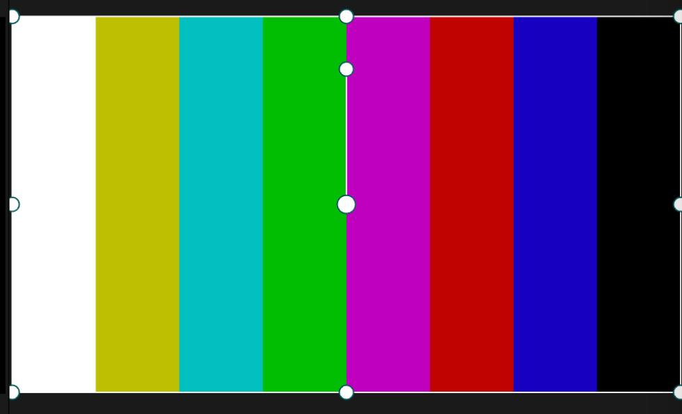 srgb color bars